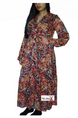 Bloemen jurk
